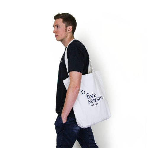 Share Generously Tote Bag