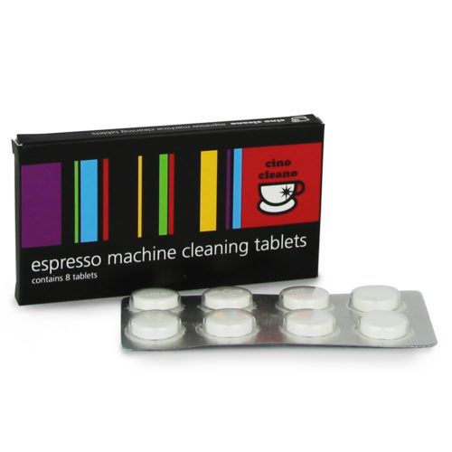 Espresso Machine Cleaning Tablets